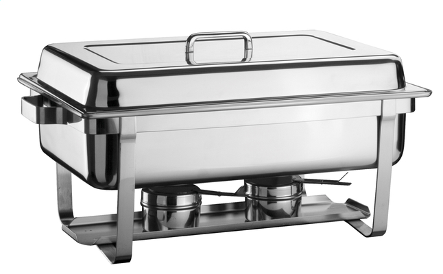 Bain Marie with oil burners